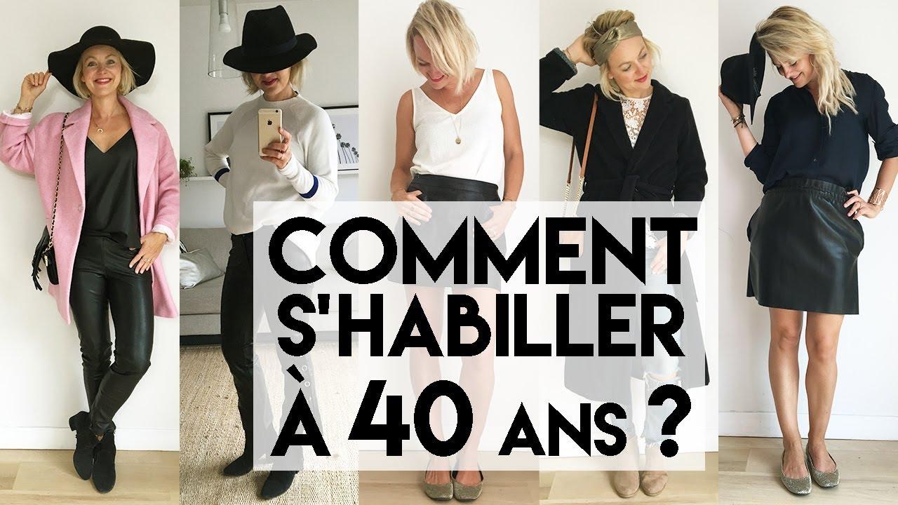 look femme 40 ans 2020