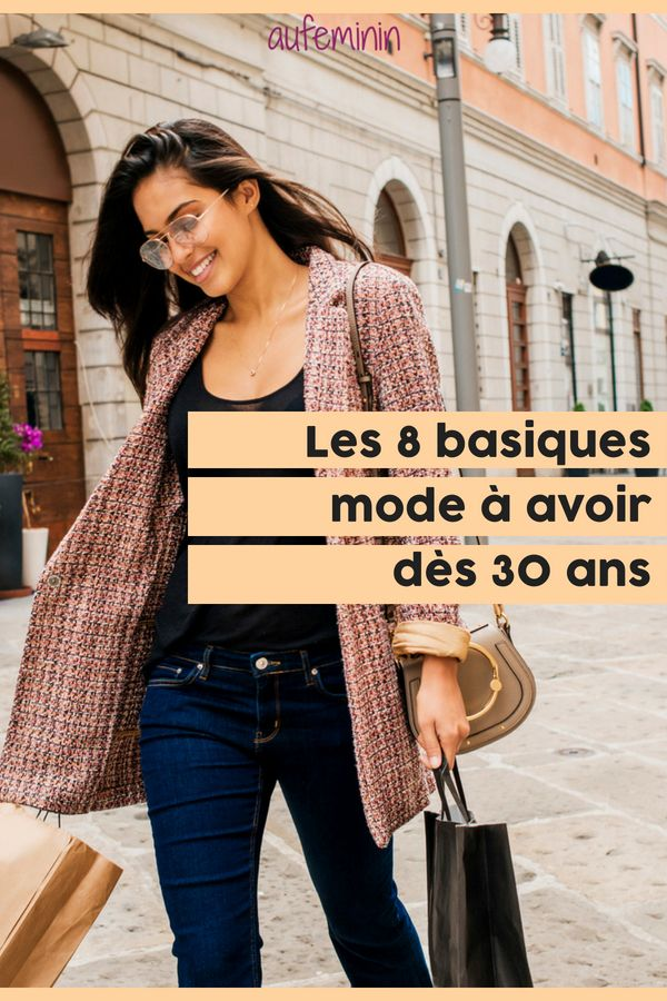 look femme active 30 ans