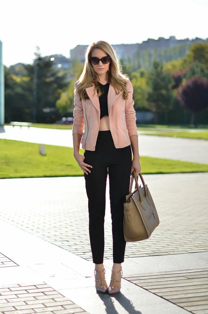 quelle veste mettre avec un polo femme