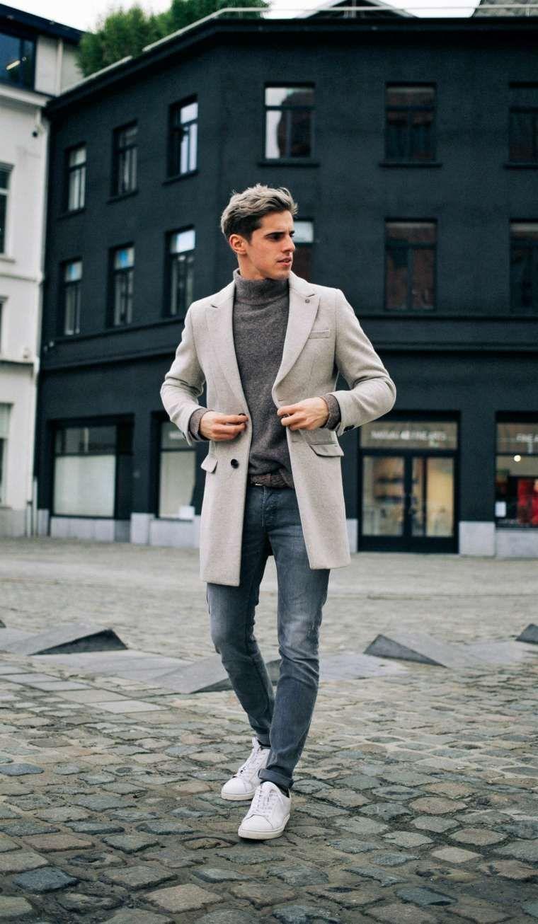 tenue homme classe ete