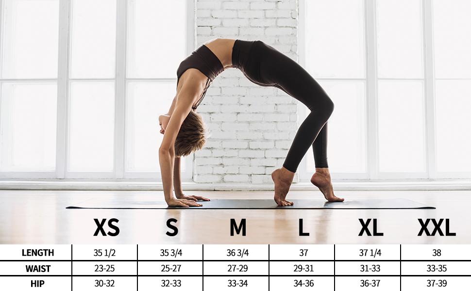 High Waist Yoga Capris Leggings with Pockets