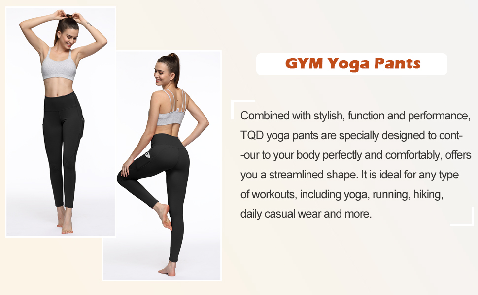 pockets yoga pants