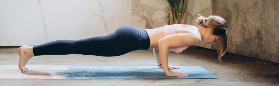 Tummy Control Workout Yoga Leggings Hanna Nikole Plus Size High Waisted Yoga Pants with Pockets