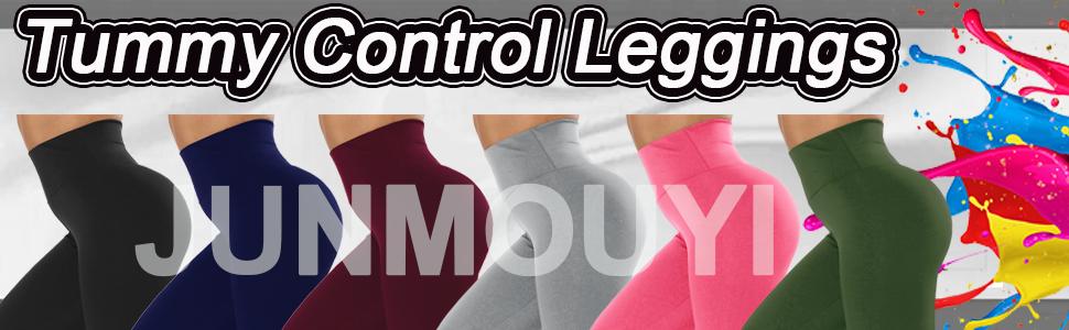 Tummy Control Leggings