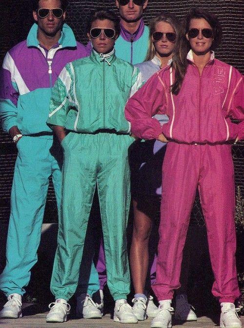 tenue homme année 2000