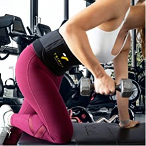 Waist Trainer exercise gym weights