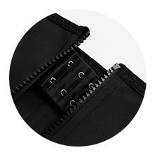 adjustable 3-rows hooks