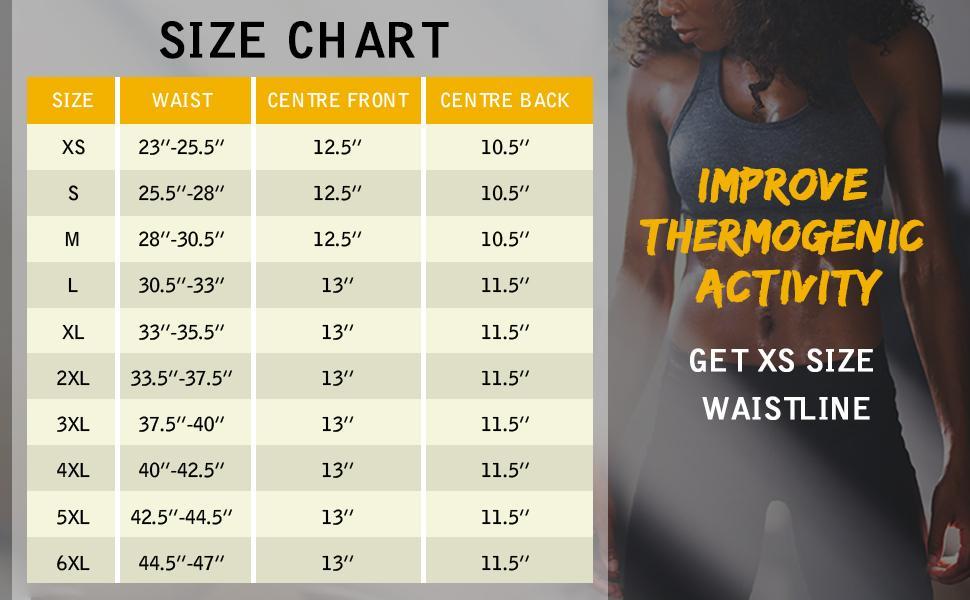 increase waistline
