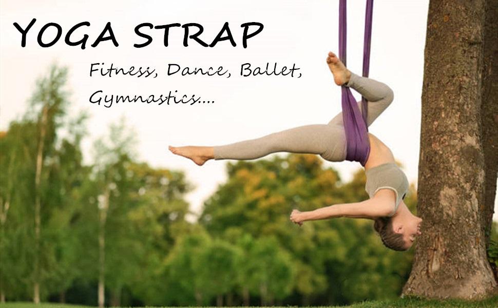 yoga swing strap