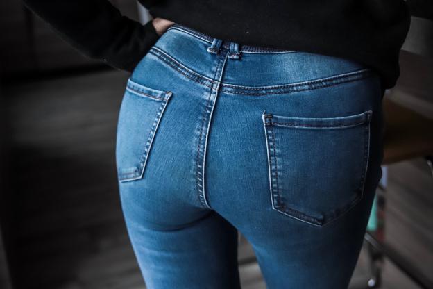 Comment avoir de grosses fesses dans un jean ?