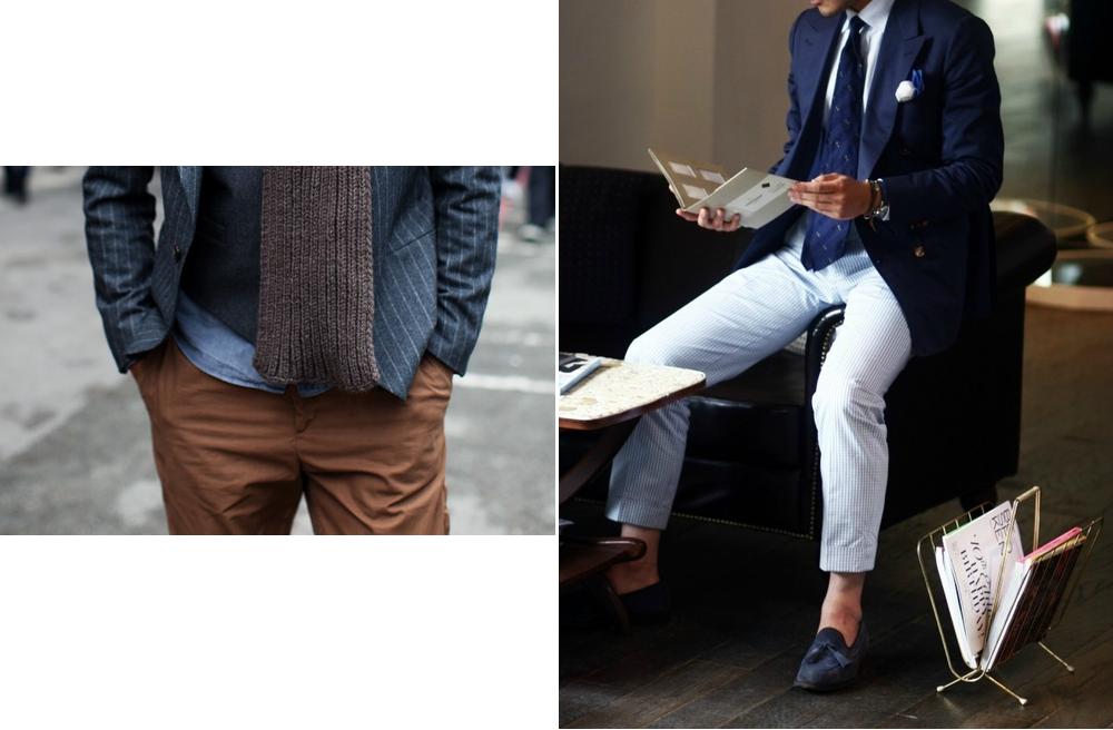 Quelle couleur de chaussures avec un pantalon marron ?