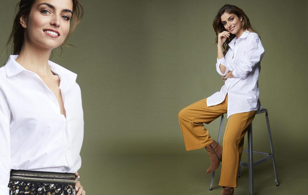 Comment porter une chemise blanche femme 2021 ?