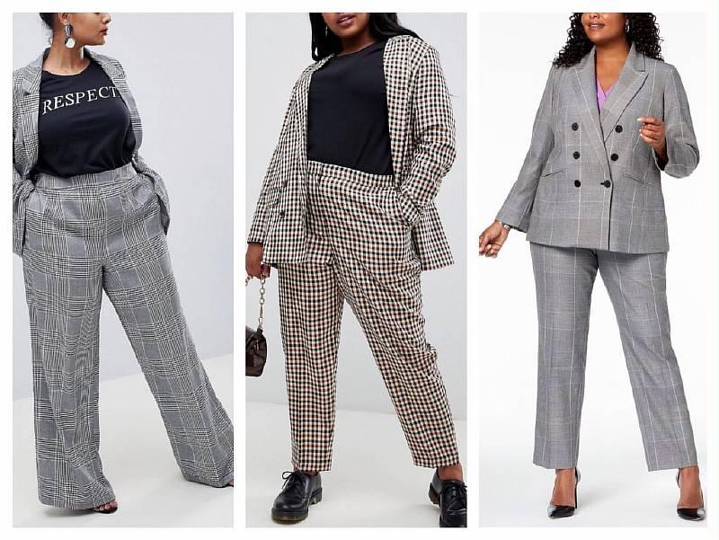 Quel pantalon avec chemise à carreaux ?