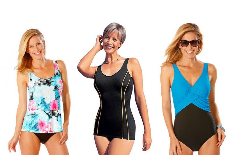 Quel maillot de bain porter à 60 ans ?