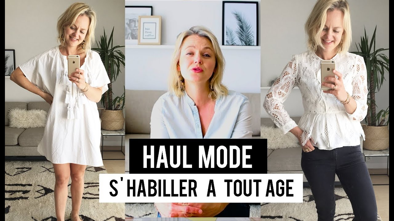 Comment s'habiller quand on a 50 ans ?