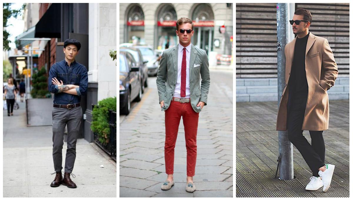 Quelle chaussure avec un pantalon chino ?