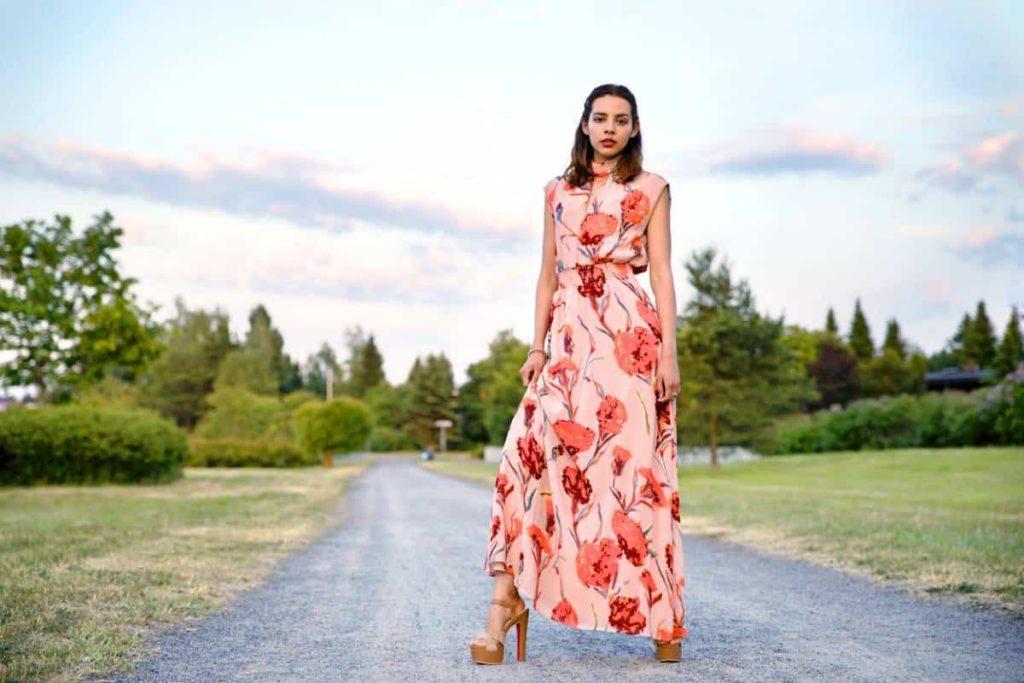 Qui peut porter une robe longue ?