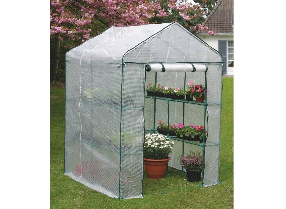 Quel plastique pour une serre de jardin ?