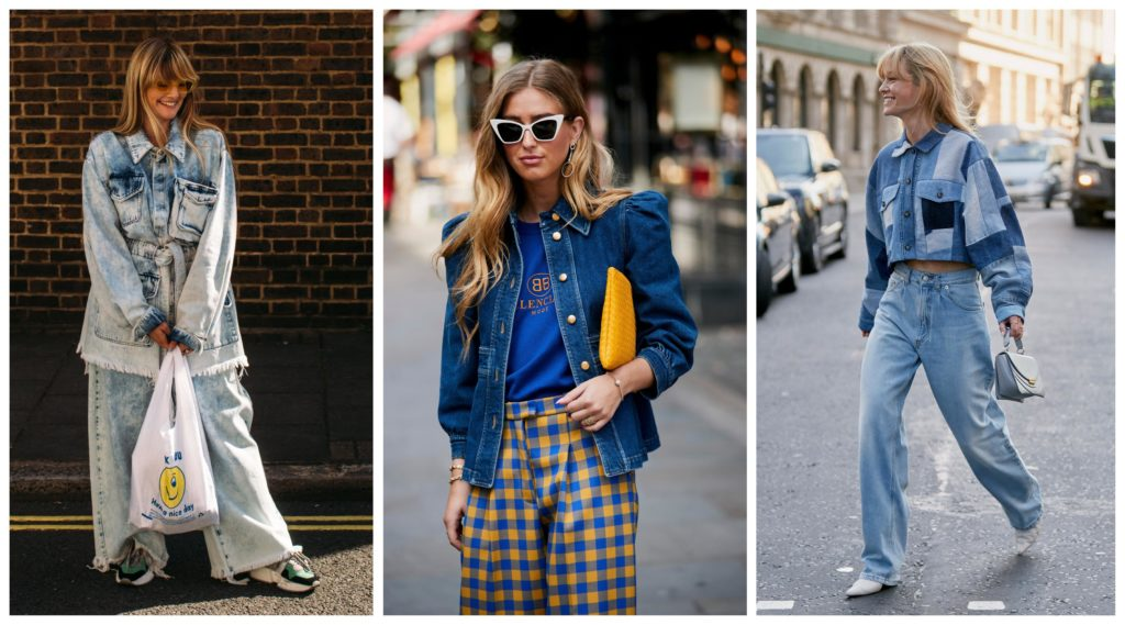 Comment habiller une veste en jean ?